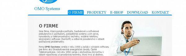 Computer Shop - Omo System