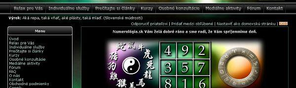Numerologia.Sk, S.R.O.