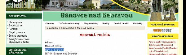 Mestská polícia